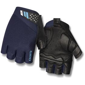 Giro Monaco II Gel fietshandschoenen Heren blauw/zwart